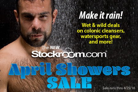 Wet and wild deals in our April Showers Sale!