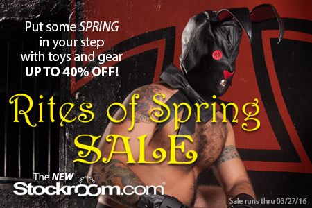 Huge Savings at our Rites of Spring Sale!