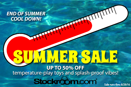 Cool Down with Huge Savings in our Summer Sale!