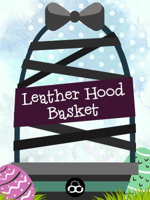 Leather Hood Basket