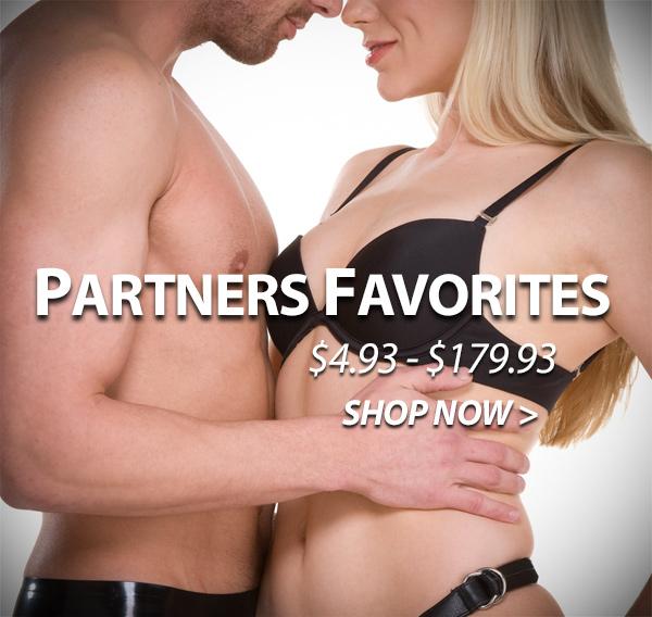 SexMas Sale - Partners' Favorites!