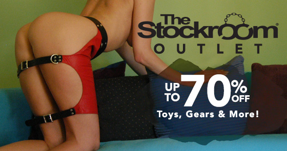 Stockroom Outlet - Up to 70% Off!