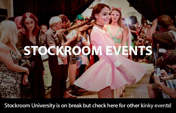 Stockroom University