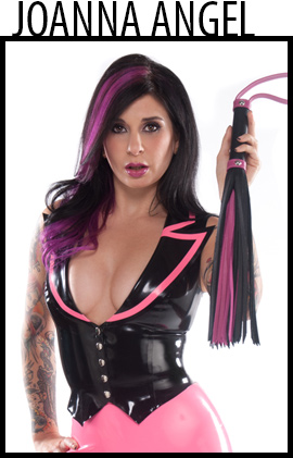 Joanna Angel Line