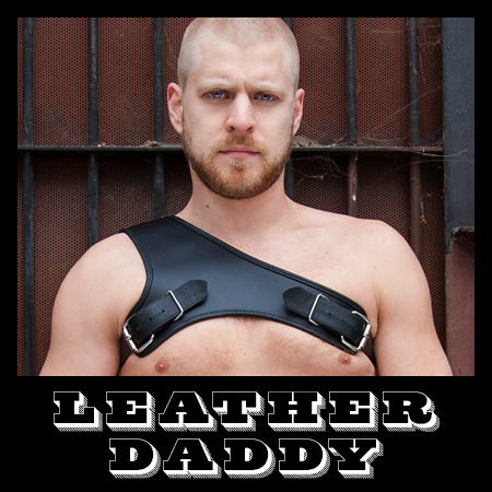 Leather Daddy!