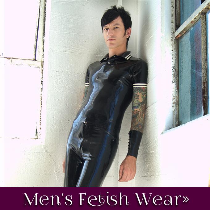 Men's Fetish Wear Sale!