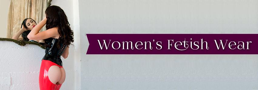 Women's Fetish Wear Sale