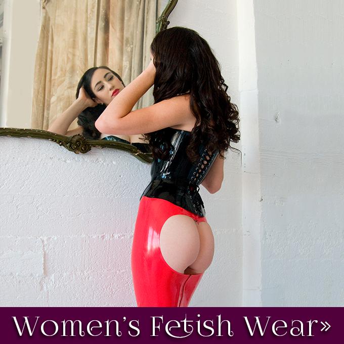 Women's Fetish Wear Sale!