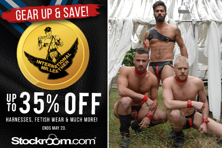 Gear Up & Save on Leather Harnesses, Fetish Wear & More!