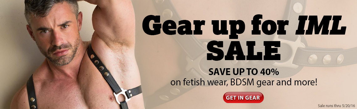 Gear Up For IML Sale!