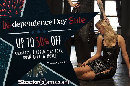 Save up to 50% during our In-Dependence Day Sale!