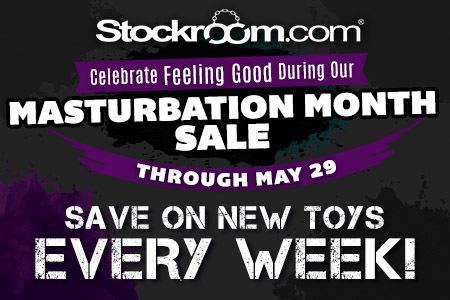 Celebrate Feeling Good During Masturbation Month!