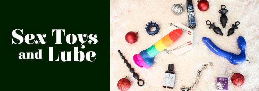 Sex Toys & Lube Sale