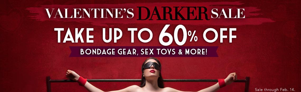 Valentines Darker Sale!