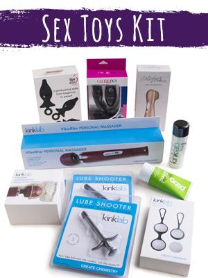 Sextoys kit
