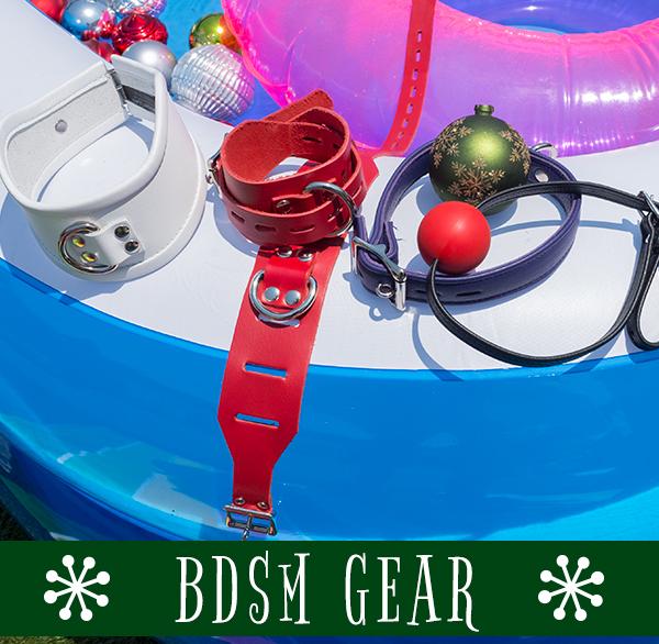 July BDSM Gear Sale!
