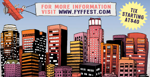 This Saturday Metro will be providing extended late night rail service on the Red and Gold Lines for the FYF Fest.