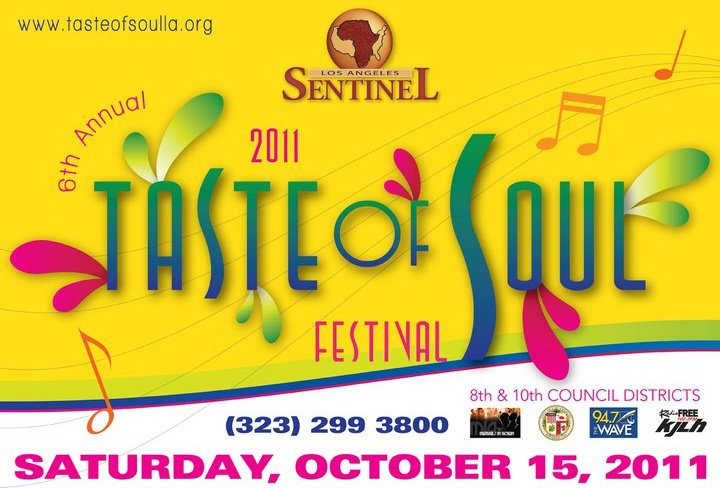 Taste of Soul Los Angeles