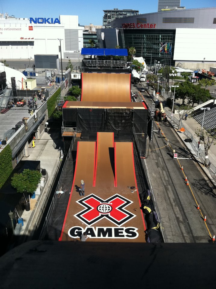 Go Metro To X Games And Anime Expo The Source