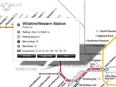 Go Metro Interactive Map