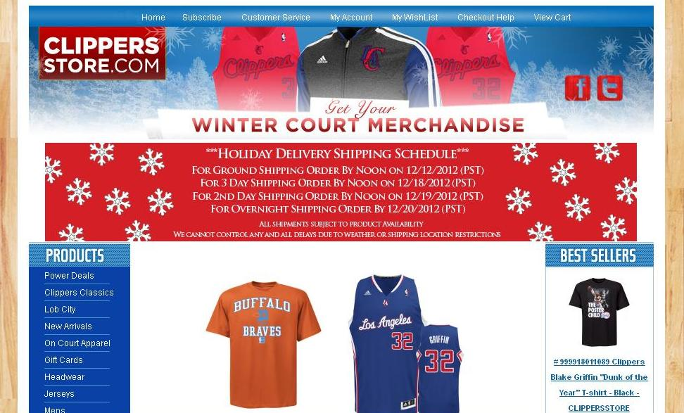 low priced 5122c 78200 Exclusive Metro discount on L.A. Clippers merchandise - The ...