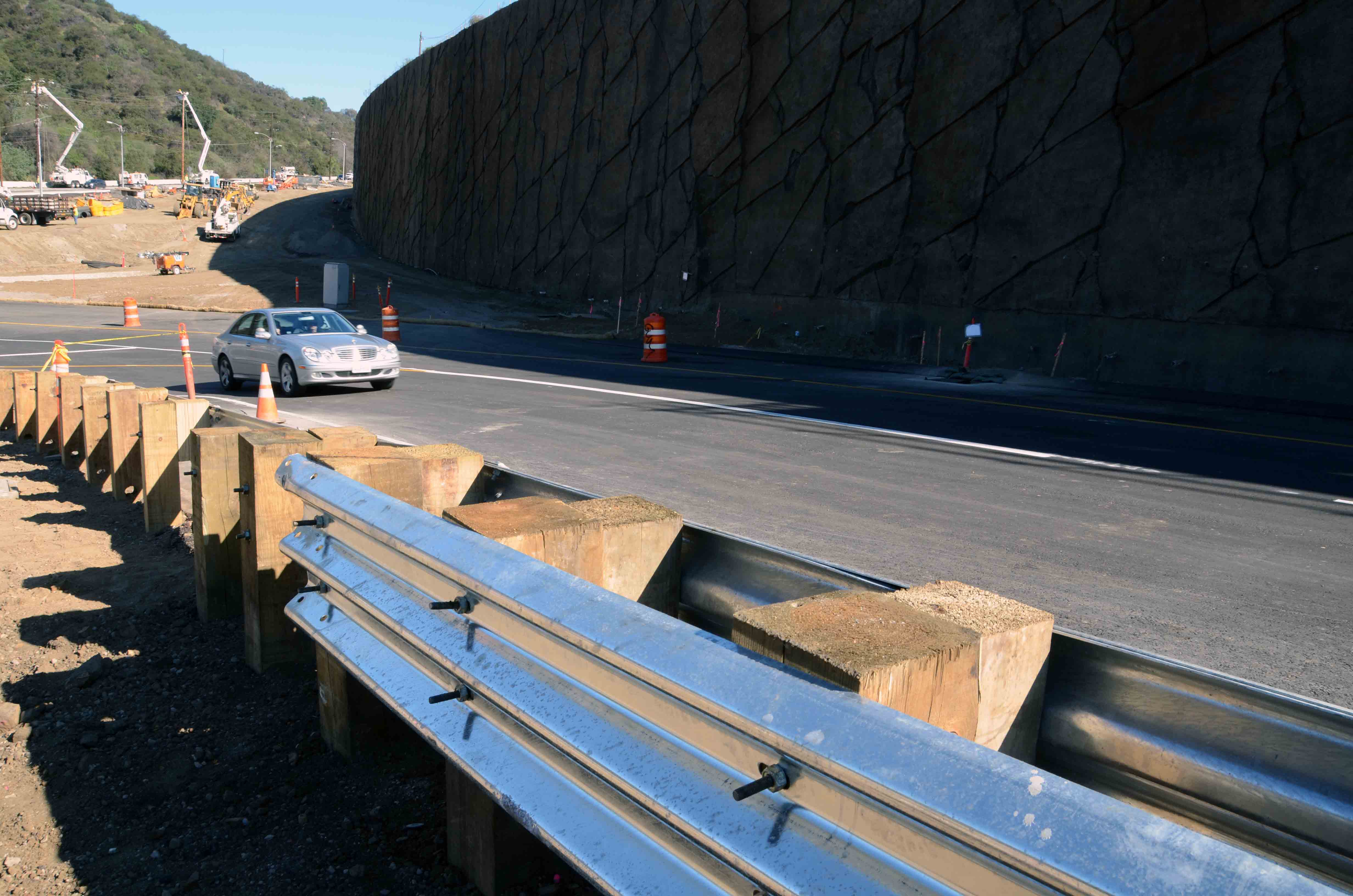 I-405 Project Update: New, higher capacity on-ramp opens