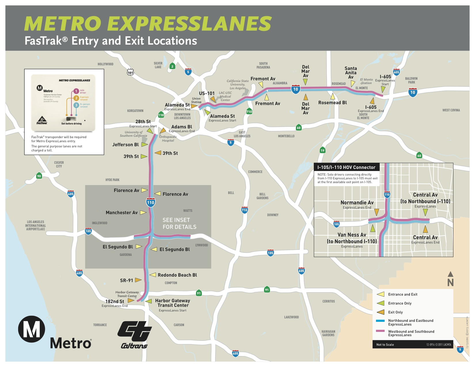countdown to i-10 metro expresslanes: understanding the