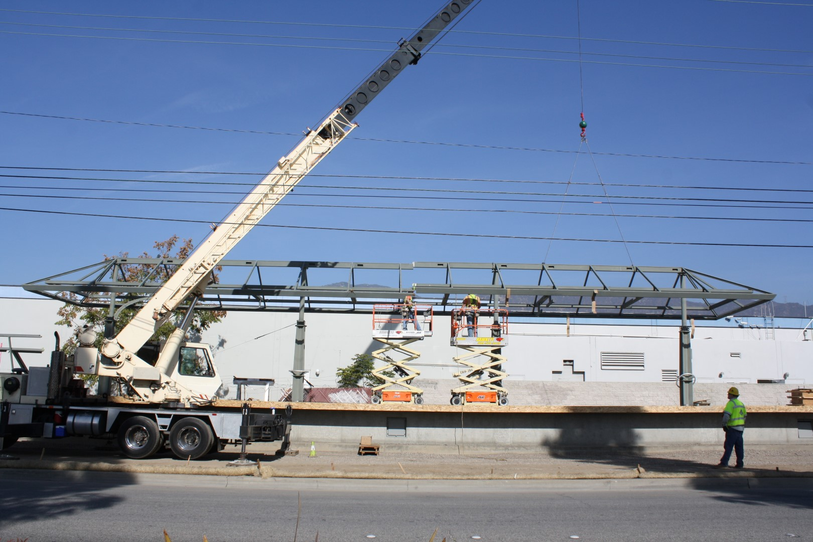 Gold Line Foothill Extension Project Continues To Take