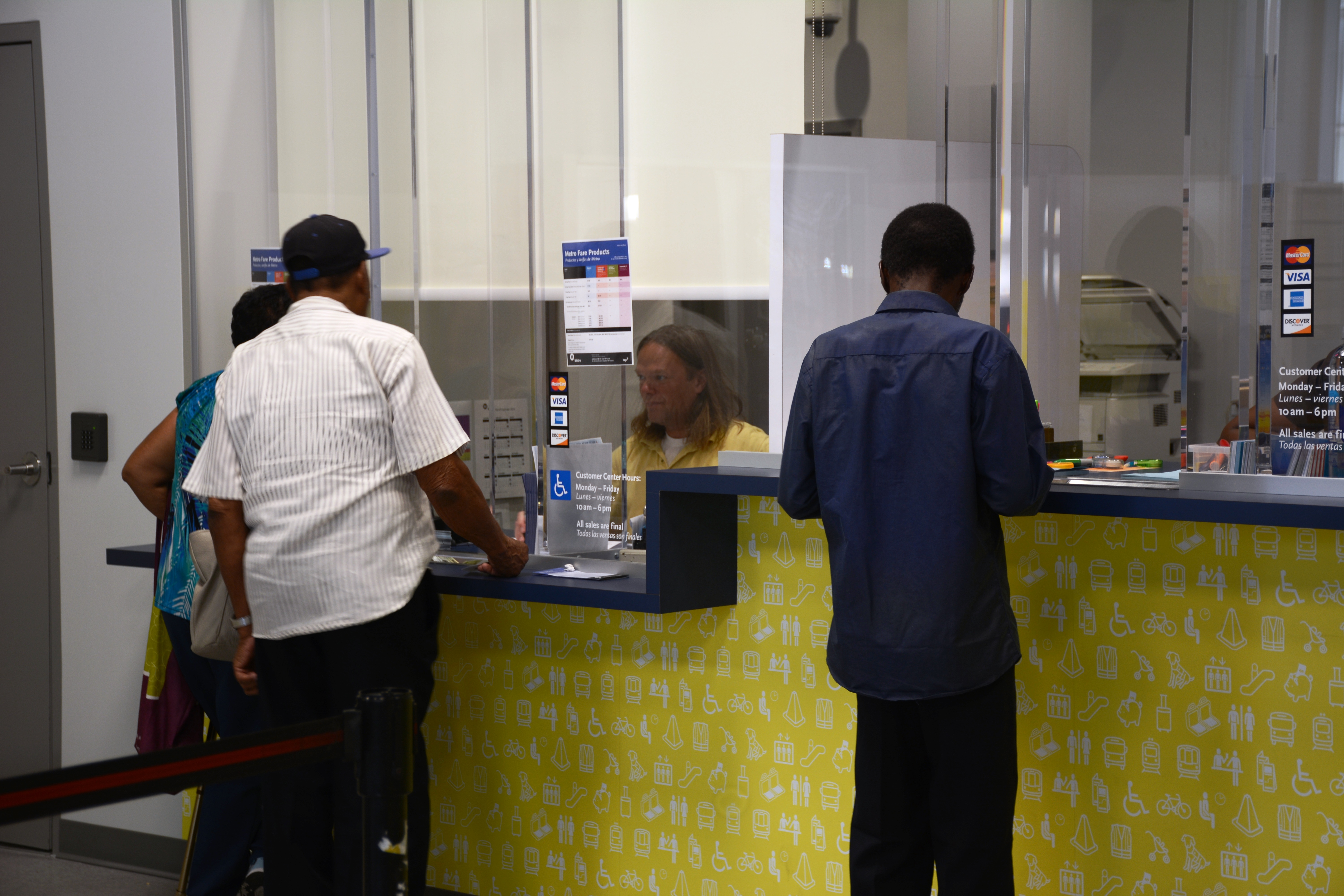 Metro Service Center >> Need Assistance Try The Metro Customer Service Center At Wilshire