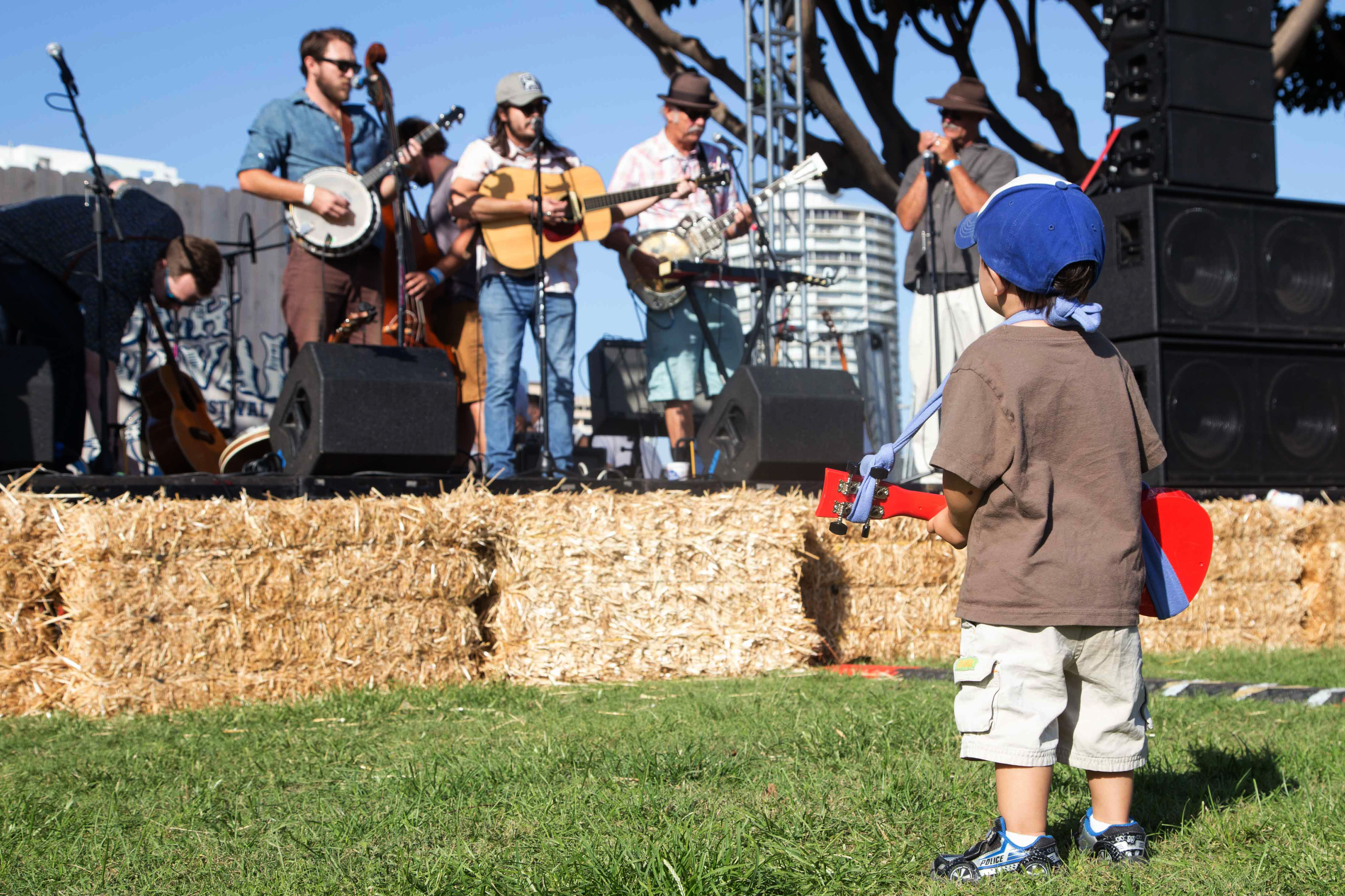 Long beach folk revival festival