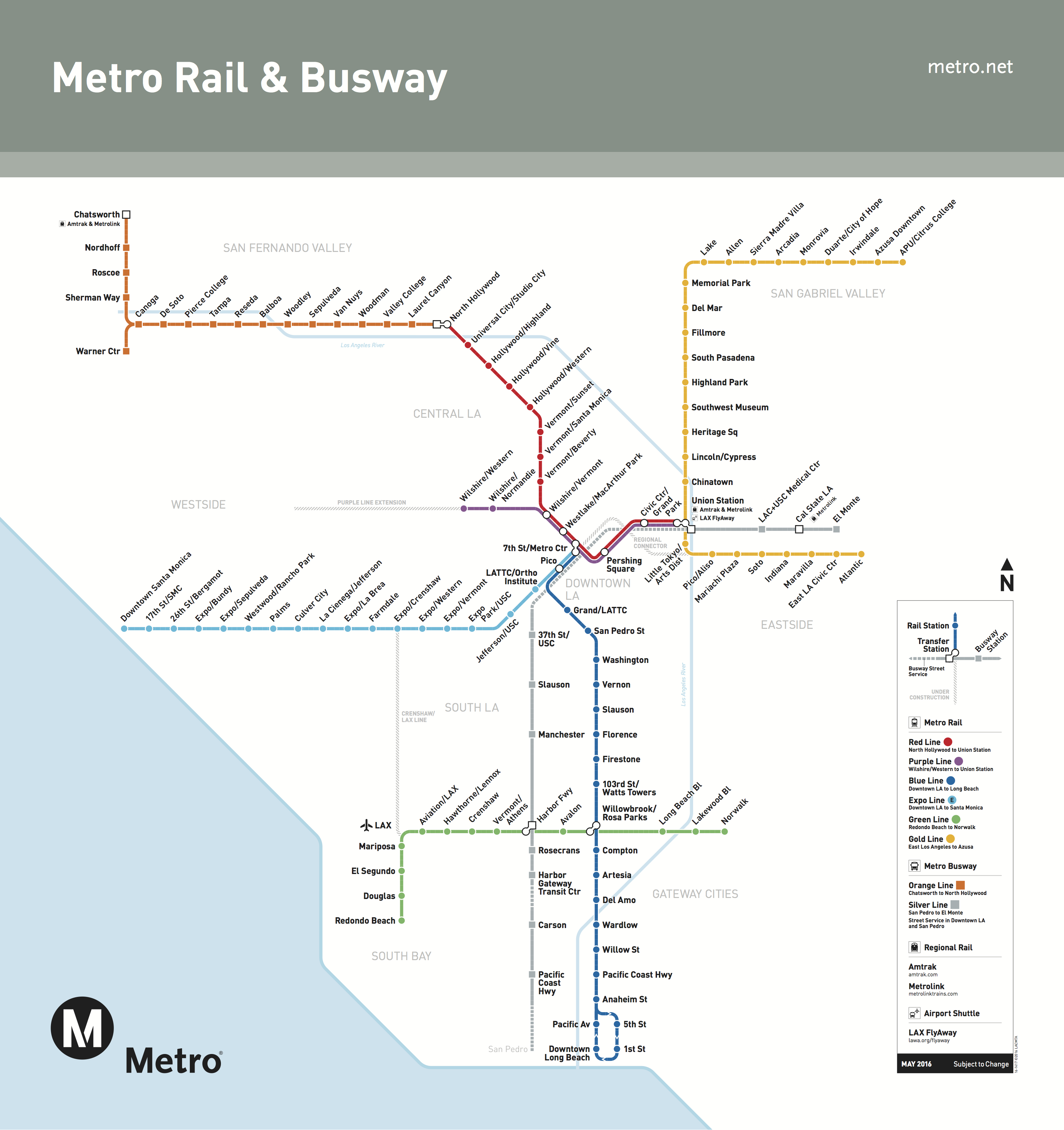 Image result for metro Los Angeles