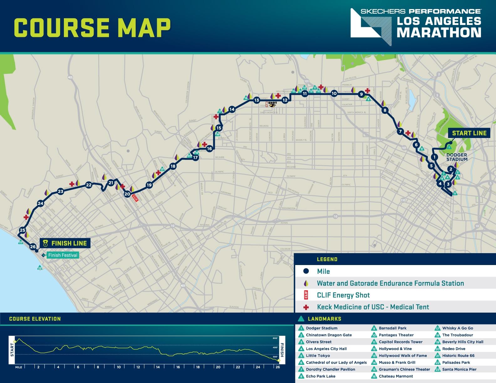 Go Metro to the LA Marathon this Sunday The Source
