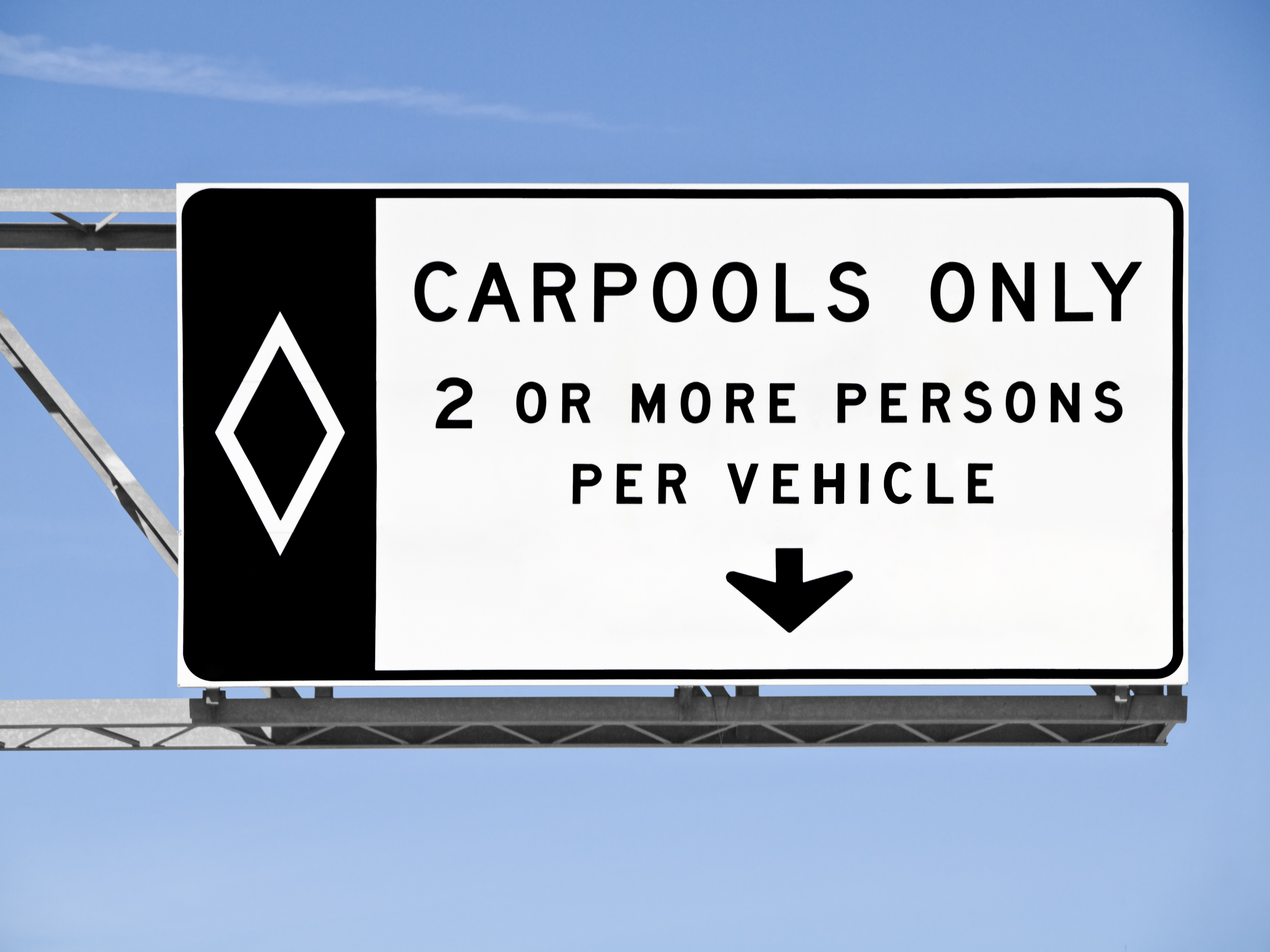 Are L A Area Hov Lanes Headed Toward 3 The Source