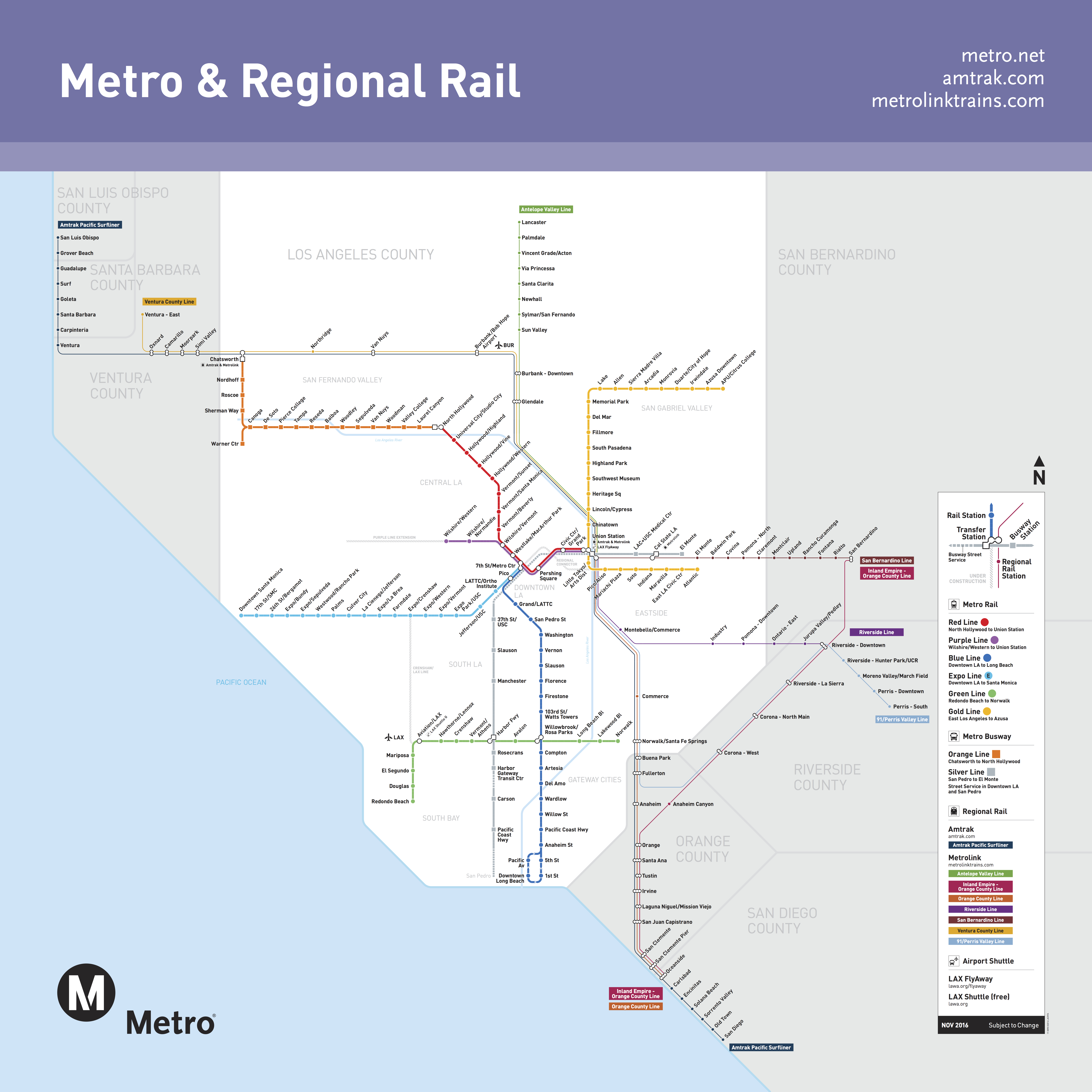 Go Subway Map.Go Metro And Take The Dodger Stadium Express To The World Series