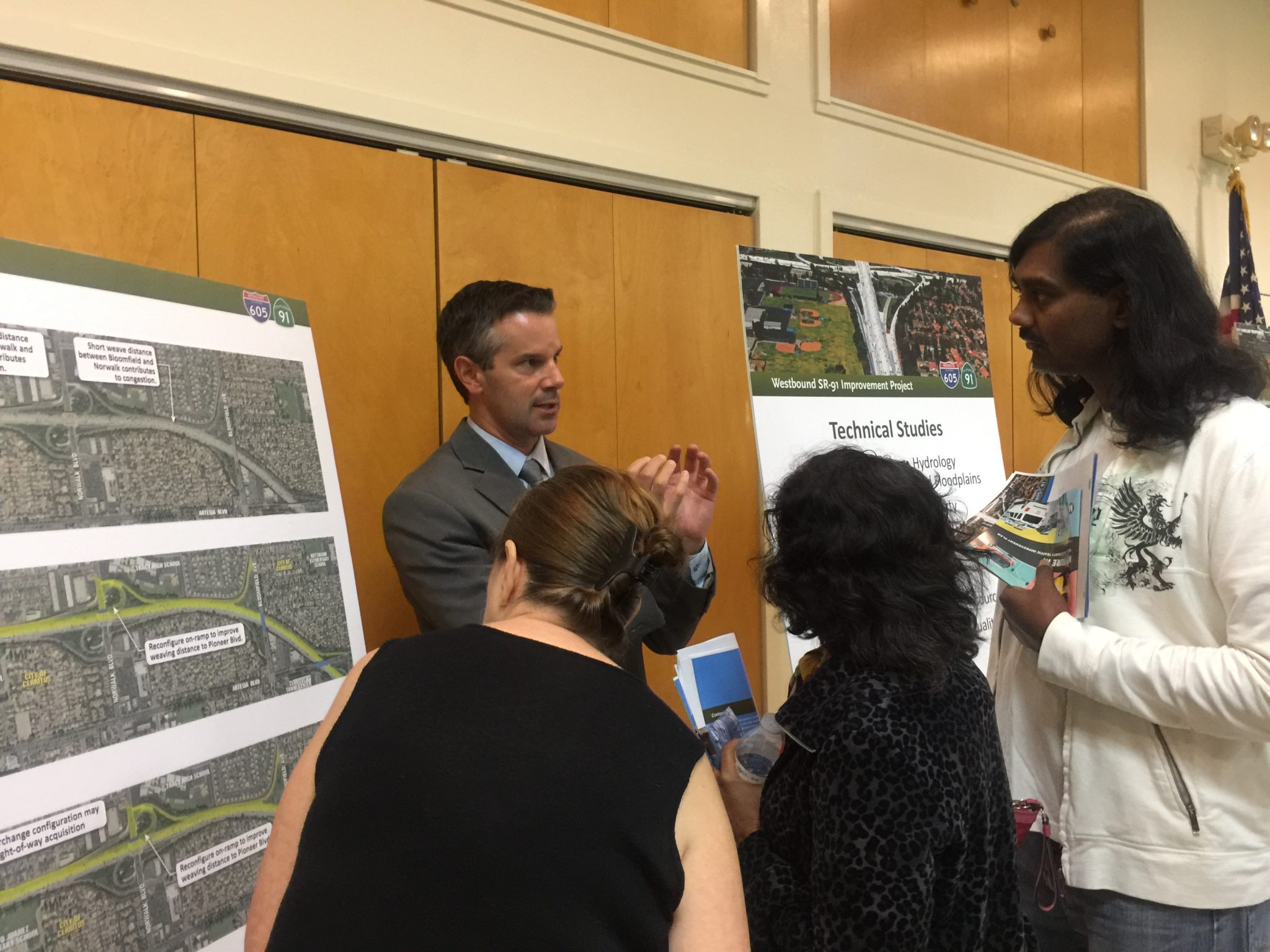 Upcoming Westbound SR-91 Improvements Project community meetings