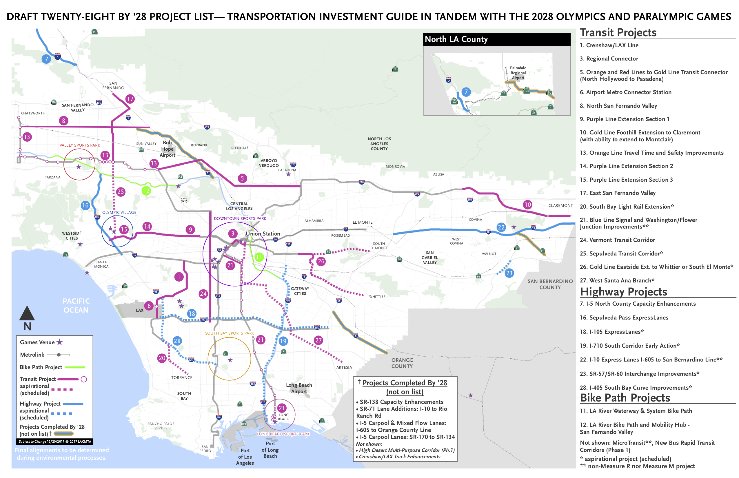 La Metro Map 2018.Twenty Eight By 28 Plan Approved Metro Board Meeting Roundup The