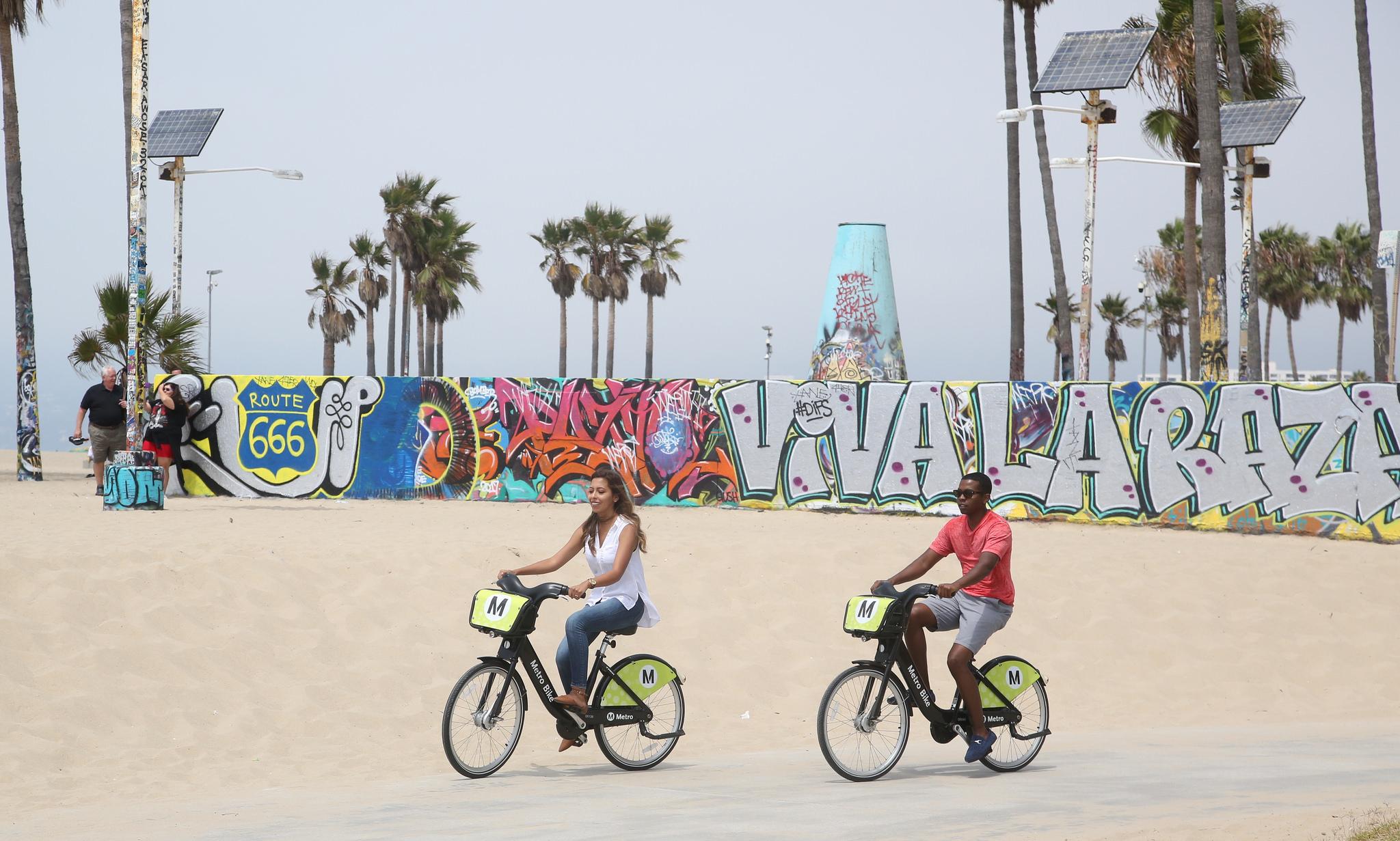 Bike Share Venice