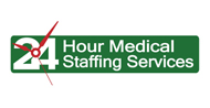 24 Hour Medical Staffing Services