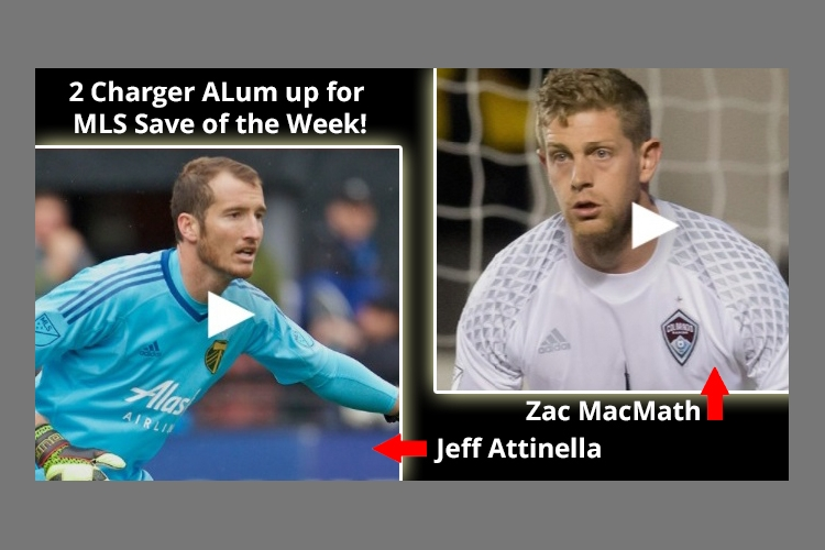 MLS Goalies from CDL