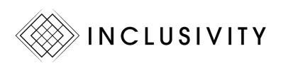 Inclusivity logo negro wide