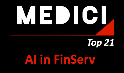 MEDICI Top 21- AI in FinServ