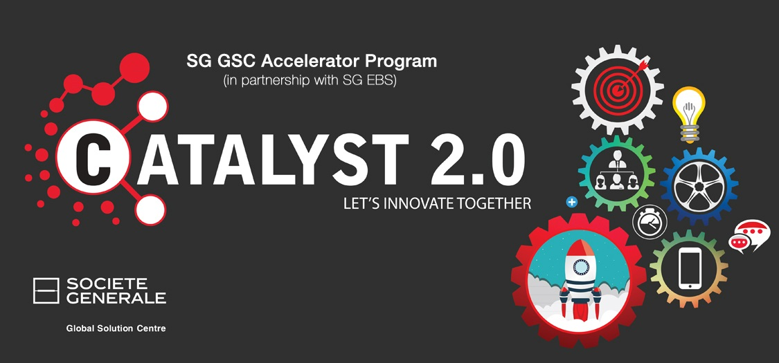 Catalyst 2.0 - SocGen's Accelerator Program
