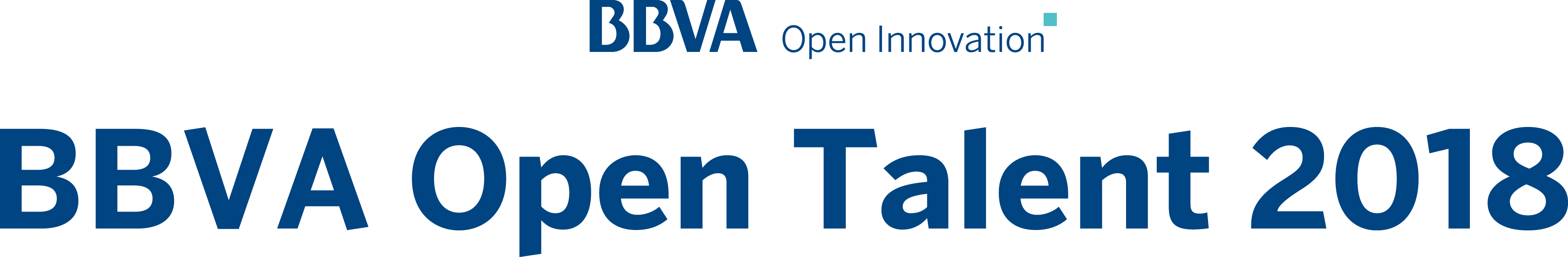 BBVA Open Talent 2018