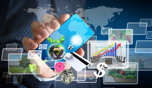 how information technology is supporting banking Technology risk in banking  historically, information technology was used as a supporting tool for fast and accurate delivery of financial services.