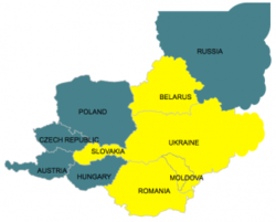 Central eastern europe cee