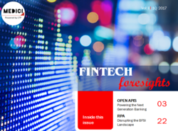 FinTech Foresights: Vol. 1