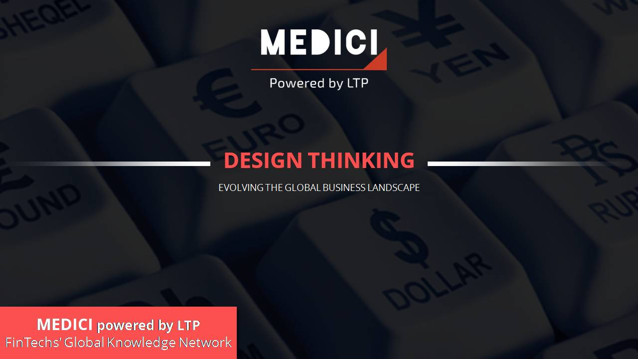 Medici design thinking final cover