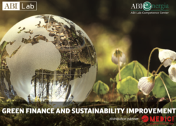Green Finance and Sustainability Improvement