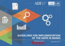 Guidelines for the Implementation of the GDPR