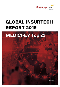 Global InsurTech Report 2019 : MEDICI-EY Top 21